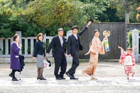 201811七五三撮影〜大鳥神社〜