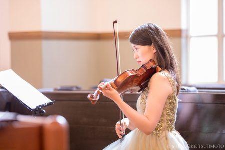 201806バイオリン発表会撮影